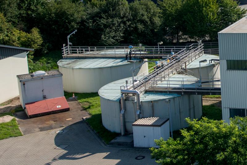 Nacheindicker/ Filtratwasserspeicher