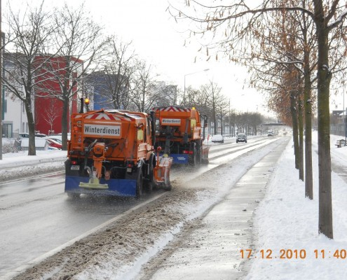 Winterdienst in Bensheim